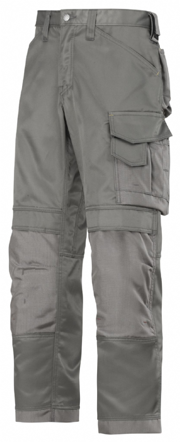Snickers 3312 DuraTwill Craftsmen Trousers (Grey)